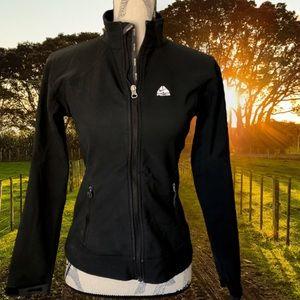 Nike ACG women's black full zip jacket small